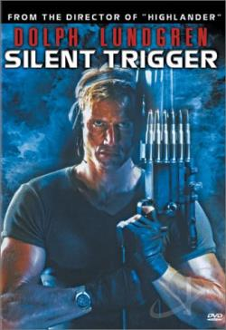Silent Trigger DVD Cover Art