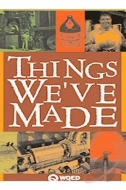 Things We've Made DVD Cover Art