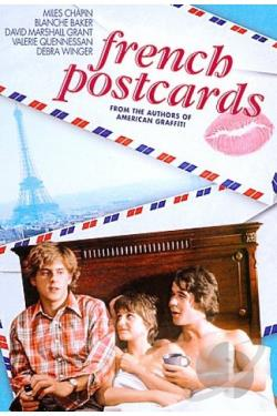 French Postcards DVD Cover Art