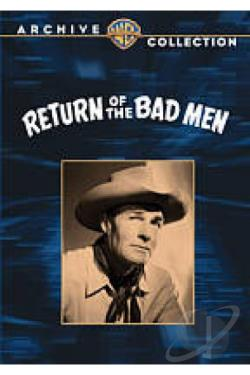 Return of the Bad Men DVD Cover Art