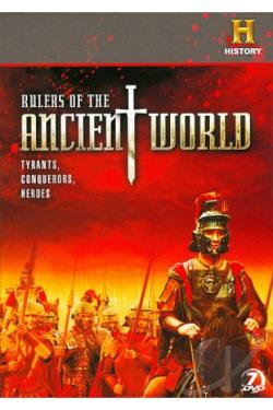 Rulers of the Ancient World: Tyrants, Conquerors, Heroes DVD Cover Art