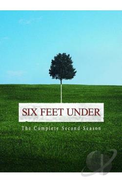 Six Feet Under - The Complete Second Season DVD Cover Art
