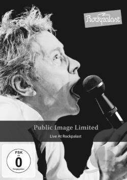 Rockpalast: Public Image Limited DVD Cover Art