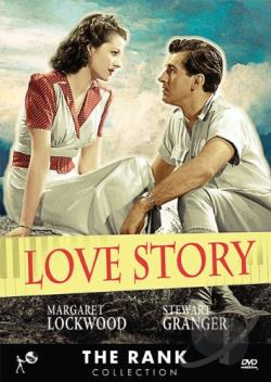 Rank Collection: Love Story DVD Cover Art