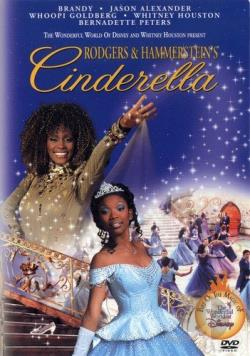 Rodgers & Hammerstein's Cinderella DVD Cover Art