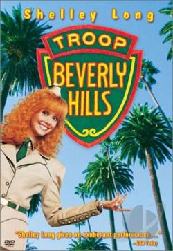 Troop Beverly Hills DVD Cover Art