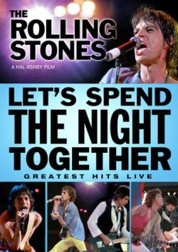 Let's Spend the Night Together DVD Cover Art