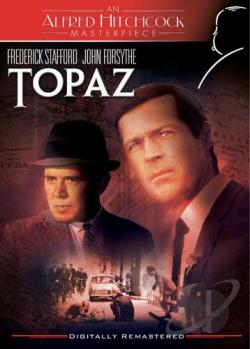 Topaz DVD Cover Art
