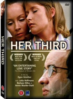 Her Third DVD Cover Art