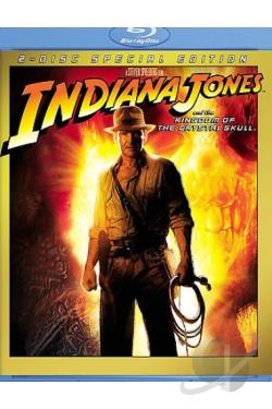 Indiana Jones and the Kingdom of the Crystal Skull BRAY Cover Art