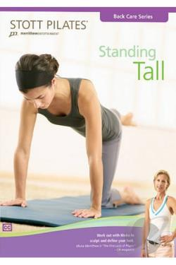Stott Pilates: Standing Tall DVD Cover Art