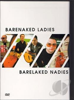 Barenaked Ladies - Barelaked Nadies DVD Cover Art