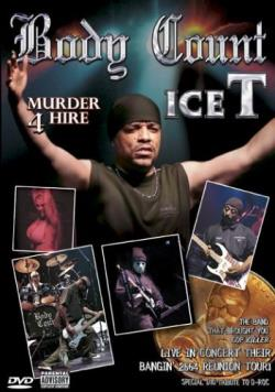 Body Count - Murder 4 Hire DVD Cover Art