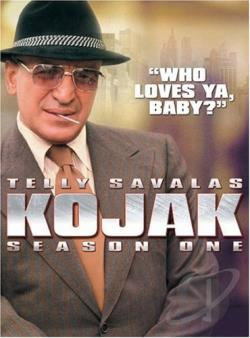 Kojak - Season One movie
