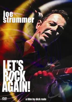 Let's Rock Again DVD Cover Art