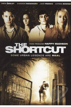 Shortcut DVD Cover Art