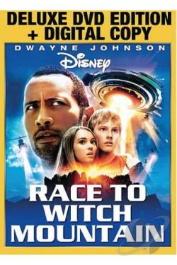 Race to Witch Mountain DVD Cover Art