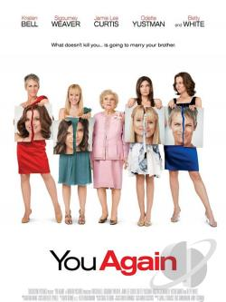 You Again DVD Cover Art