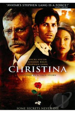 Christina DVD Cover Art