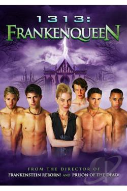 1313: Frankenqueen DVD Cover Art