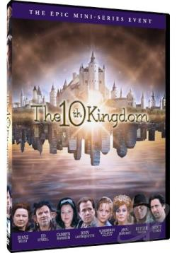 10th Kingdom DVD Cover Art