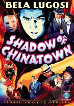 Shadow Of Chinatown - Volume 2 DVD Cover Art