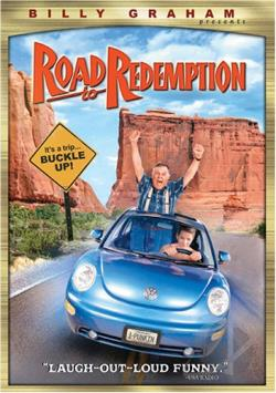 Road to Redemption DVD Cover Art