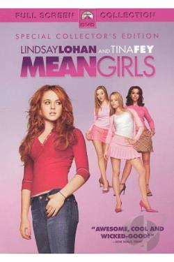 Mean Girls DVD Cover Art