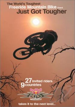 Red Bull Ride II DVD Cover Art