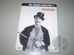 Limelight DVD Cover Art