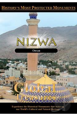 Global Treasures Nizwa Oman DVD Cover Art
