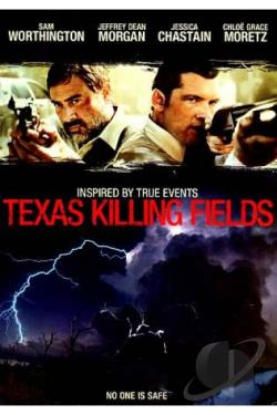 Texas Killing Fields DVD Cover Art