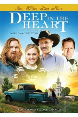 Deep in the Heart DVD Cover Art