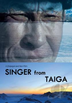 Singer from Taiga DVD Cover Art