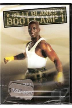 Billy Blanks - Tae Bo Boot Camp, Vol. 1                                                              DVD Cover Art