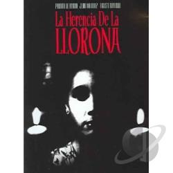 La Herencia De La Ilorona DVD Cover Art