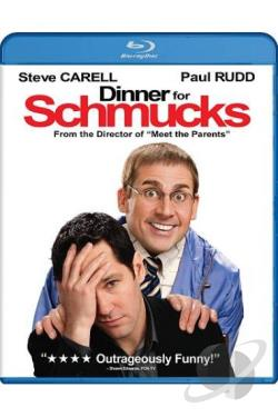 Dinner for Schmucks BRAY Cover Art