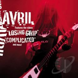 Avril Lavigne - Losing Grip/Complicated DVD Cover Art