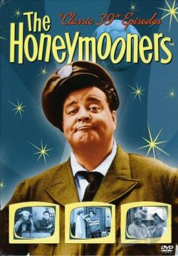 Honeymooners - The Classic 39 Episodes DVD Cover Art