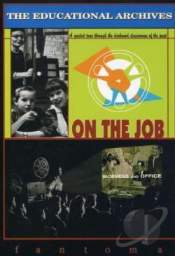 Educational Archives #4: On the Job DVD Cover Art