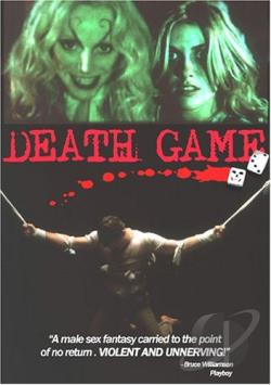 Death Game DVD Cover Art