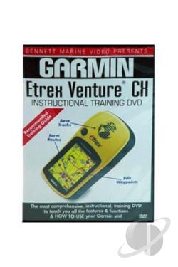 Garmin Venture CX DVD Cover Art