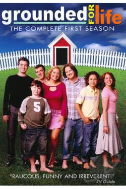 Grounded for Life - Season 1 DVD Cover Art