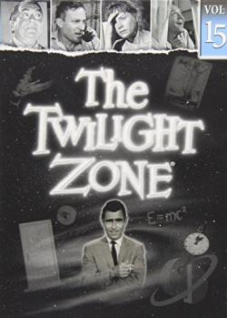 Twilight Zone - Vol. 15 DVD Cover Art