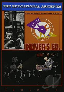 Educational Archives #3: Driver's Ed DVD Cover Art