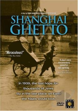 Shanghai Ghetto DVD Cover Art