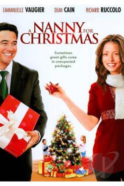 Nanny for Christmas DVD Cover Art