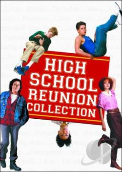 High School Reunion Collection DVD Cover Art