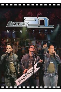 Limite 21 - Realtime DVD Cover Art