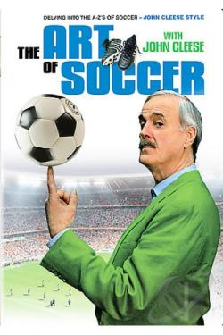Art Of Soccer DVD Cover Art